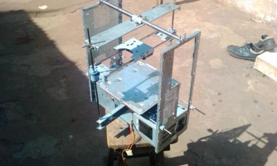 Afrikanskt projekt gör 3D-skrivare av datorskrot