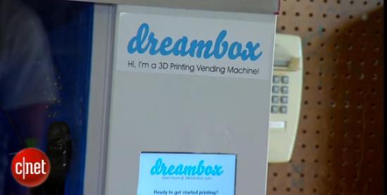 Studenter skapar en 3D-printautomat med MakerBot Replicator
