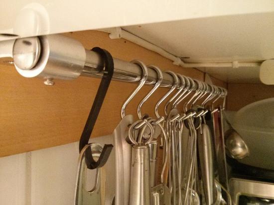 Dagens 3D-print – S-krok för IKEA GRUNDTAL hängare i köket
