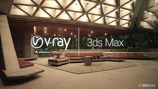 Ikonisk arkitektur med V-Ray Next for 3ds Max