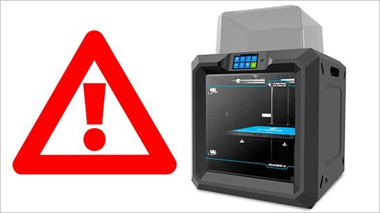 Varning: uppdatera INTE Guider II firmware