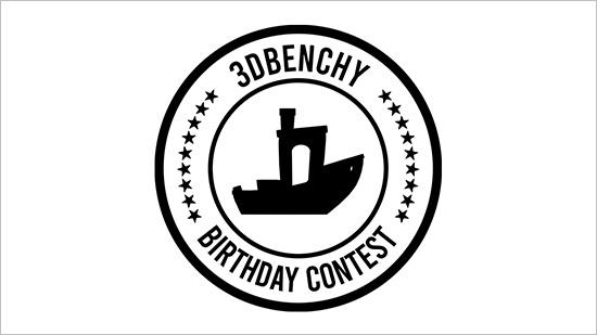 Fira 3DBenchy – tävla och vinn fina priser!