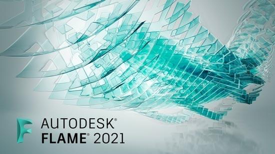 Autodesk Flame-familjen 2021 ute nu
