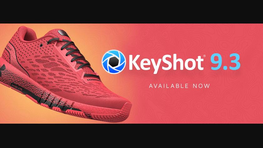 KeyShot 9.3 ute nu