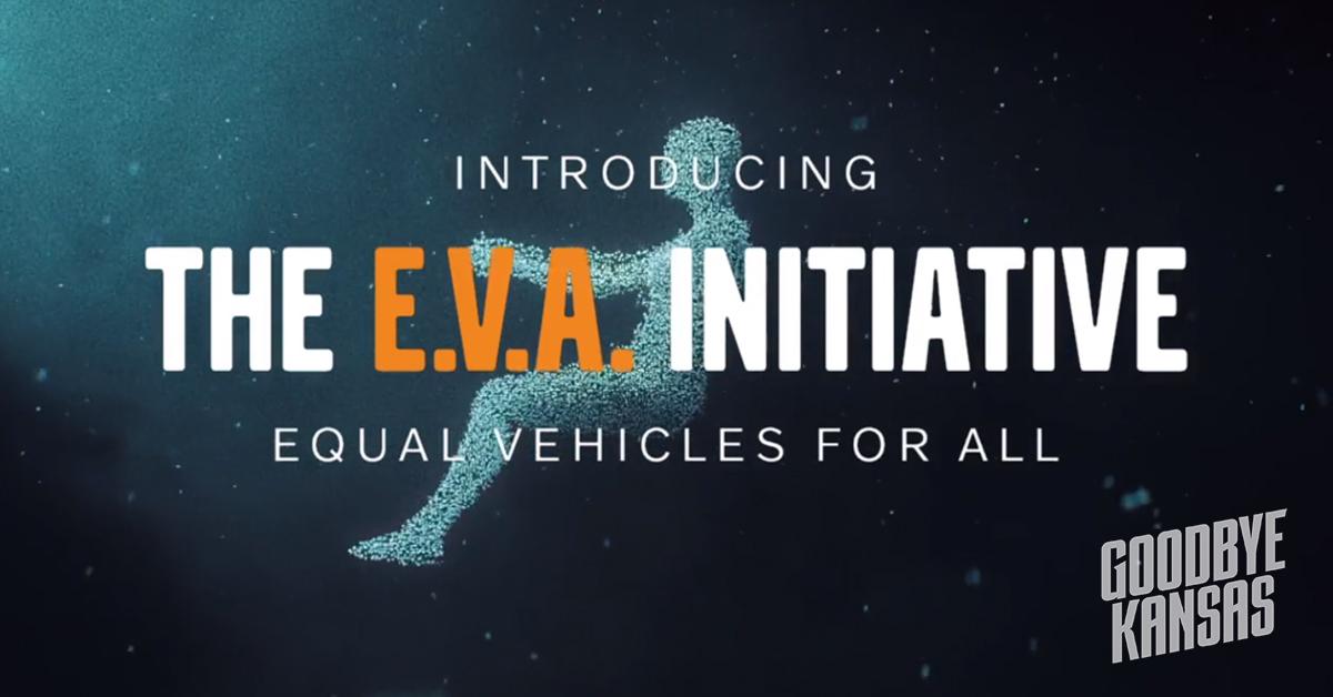 Goodbye Kansas prisas för Volvo E.V.A-kampanj