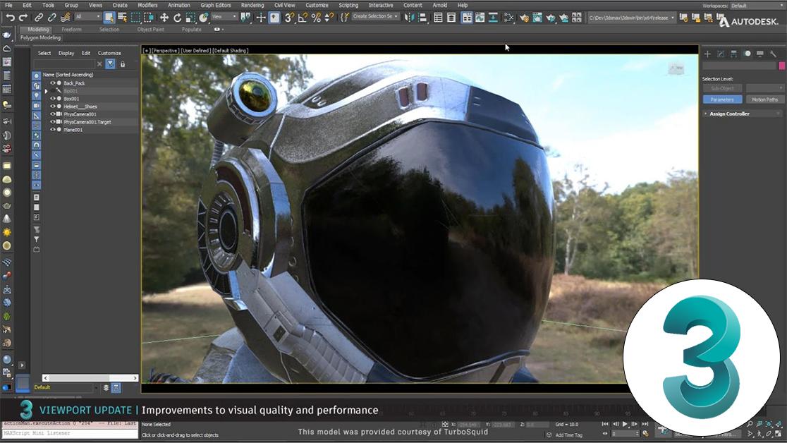Dynamisk simulering utan keyframes i Cinema 4D