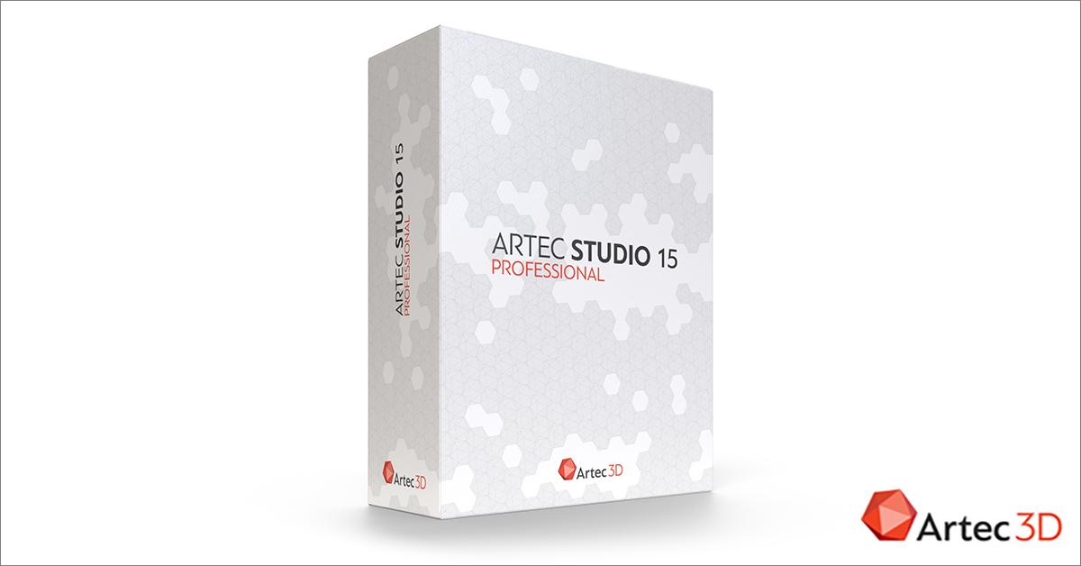 Nya Artec Studio 15 ute – så här uppgraderar du