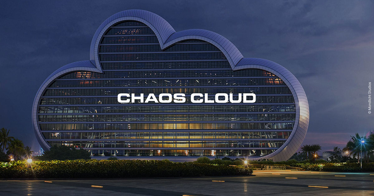 Chaos Cloud updates