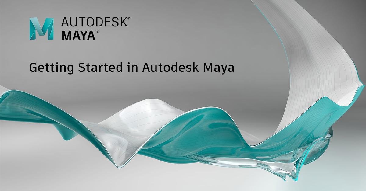Introduction to Autodesk Maya