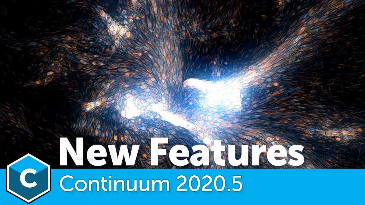 See what's new in Boris FX Continuum 2020.5