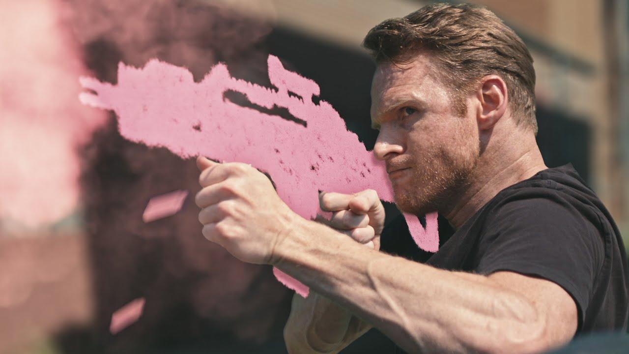 Chalk Warfare – viral hits with Mocha Pro