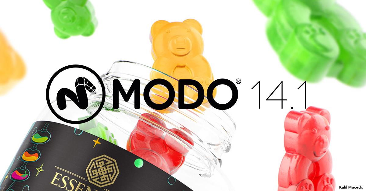 Modo 14.1 out now