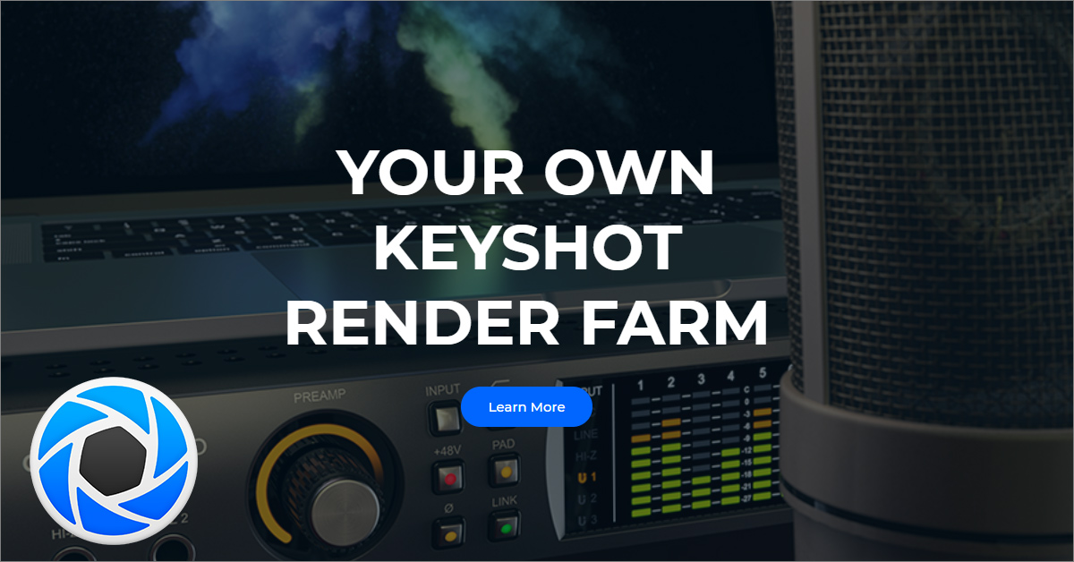 Nyhet – KeyShot Farms