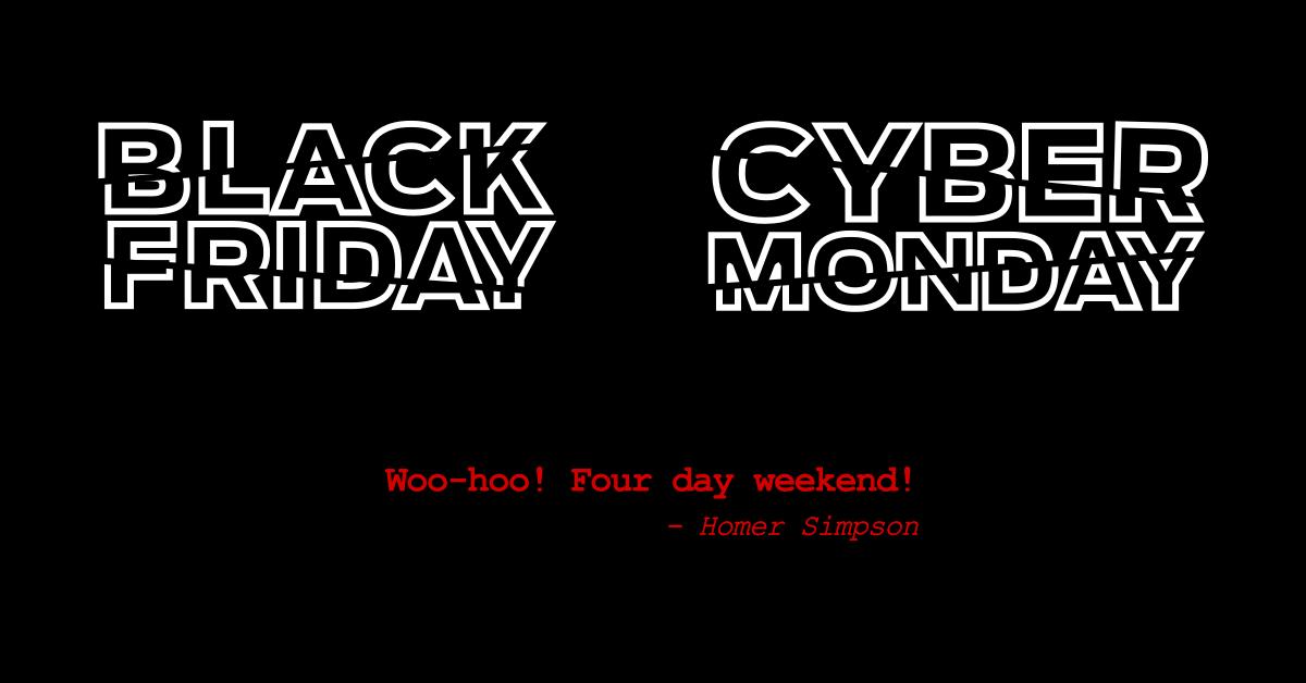 Vår Black Friday-rea pågår nu!