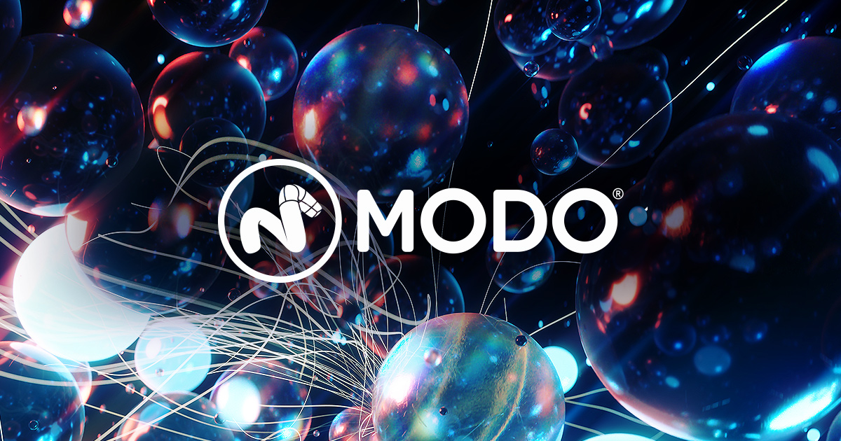 Modo tutorials now available for free