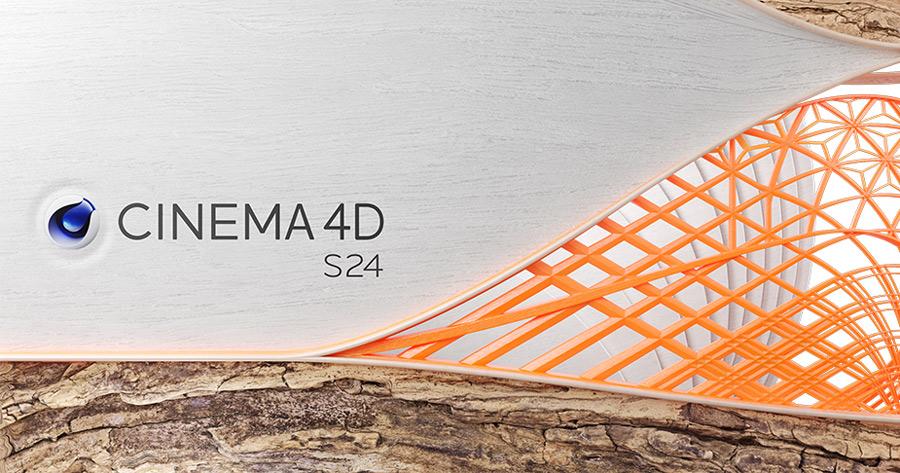 Cinema 4D S24 ute nu