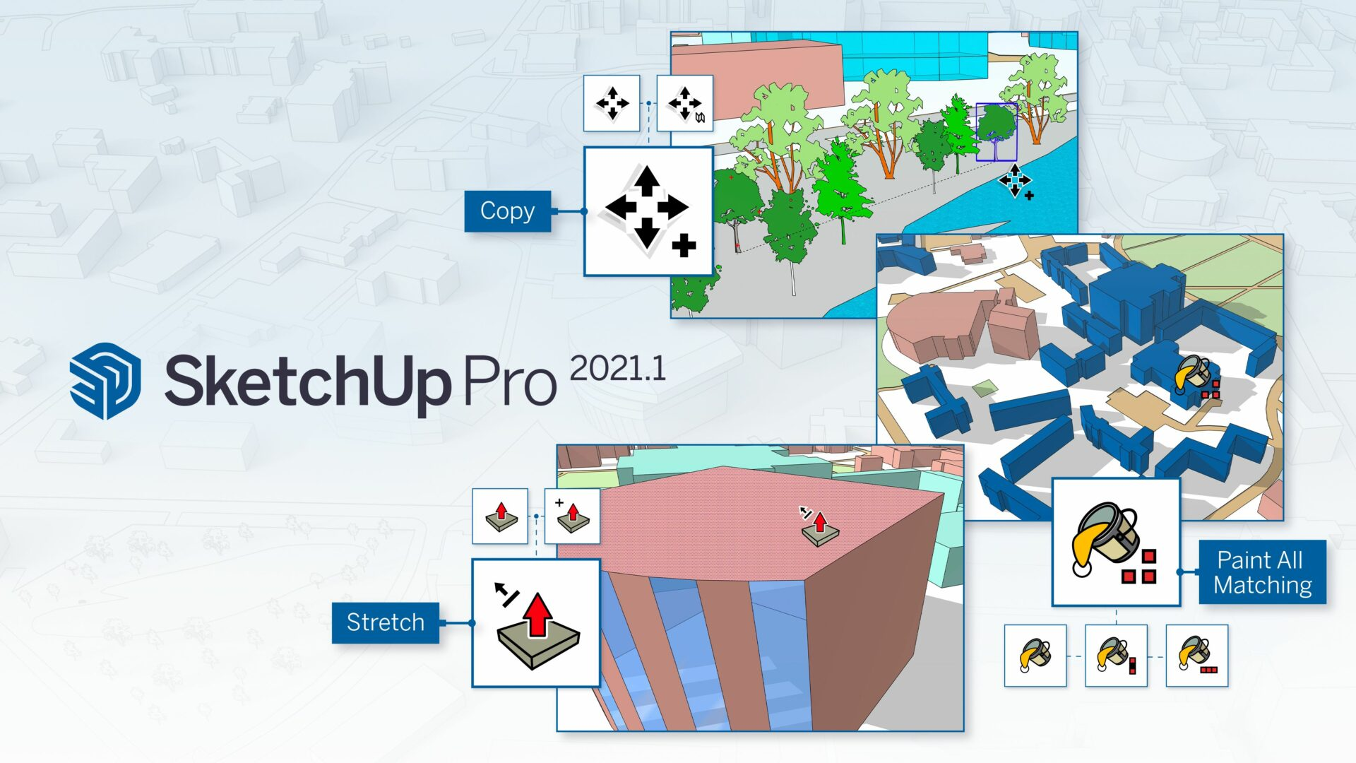 New updates in SketchUp Pro 2021 (release 2021.1)