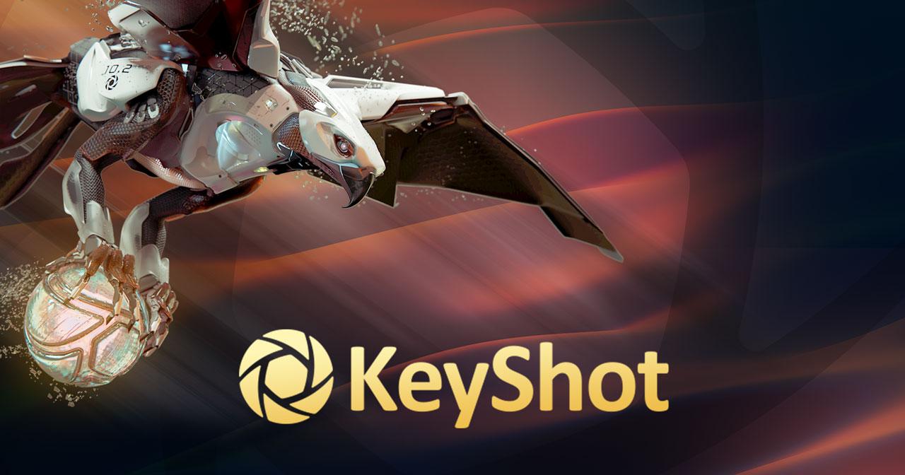 Skapa fotorealistiska produktvisualiseringar med renderaren KeyShot