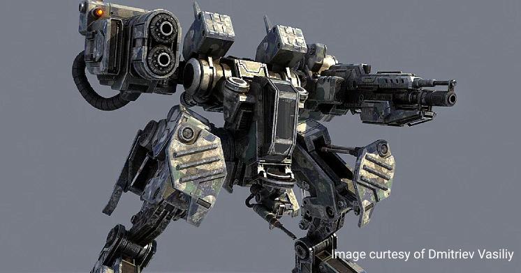 Webinar: Skapa en episk Robotic battle-sekvens med ett kraftfullt Maya-, USD-, Bifrost- och Arnold-arbetsflöde