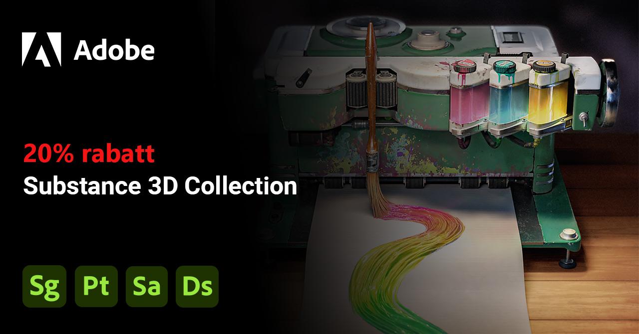 Gratis 3D-modell: Bambu-kruka redo att 3D-printas