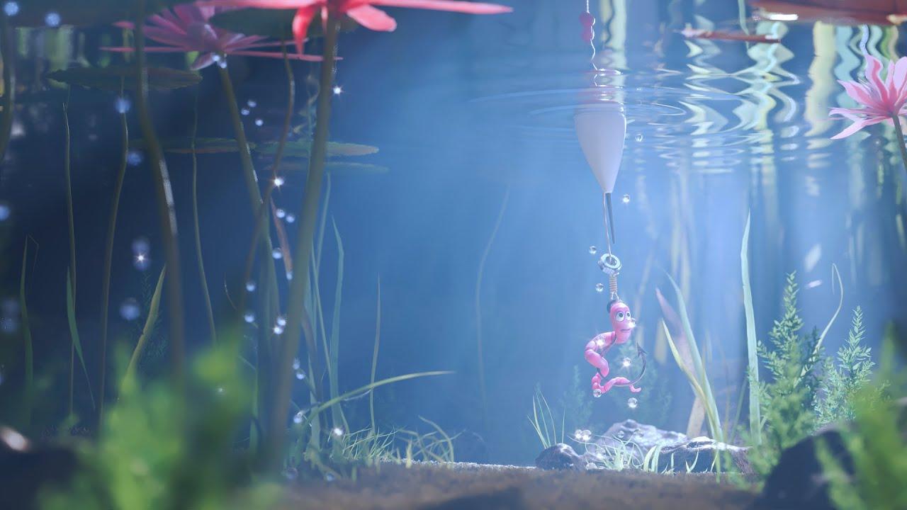 Så skapar du undervattensbilder med färgad transparent dimma i V-Ray for Maya