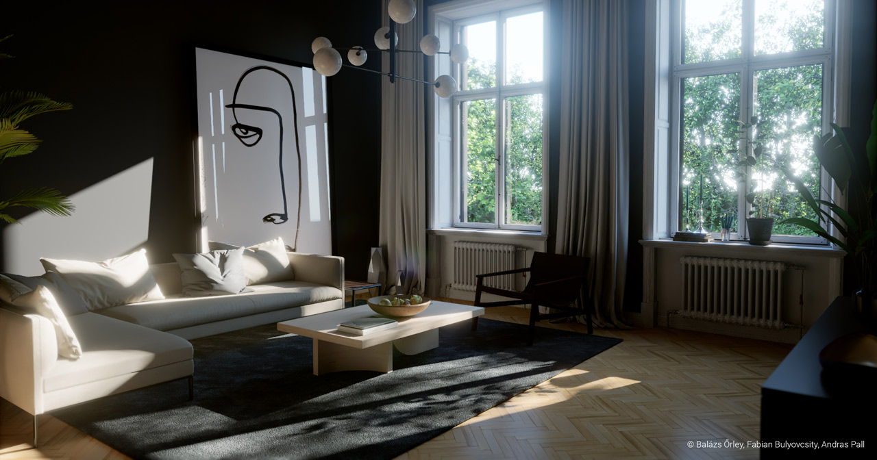 V-Ray 5 for Unreal is out