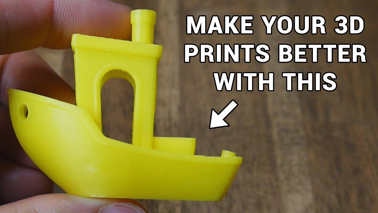 Vad är grejen med #3DBenchy?