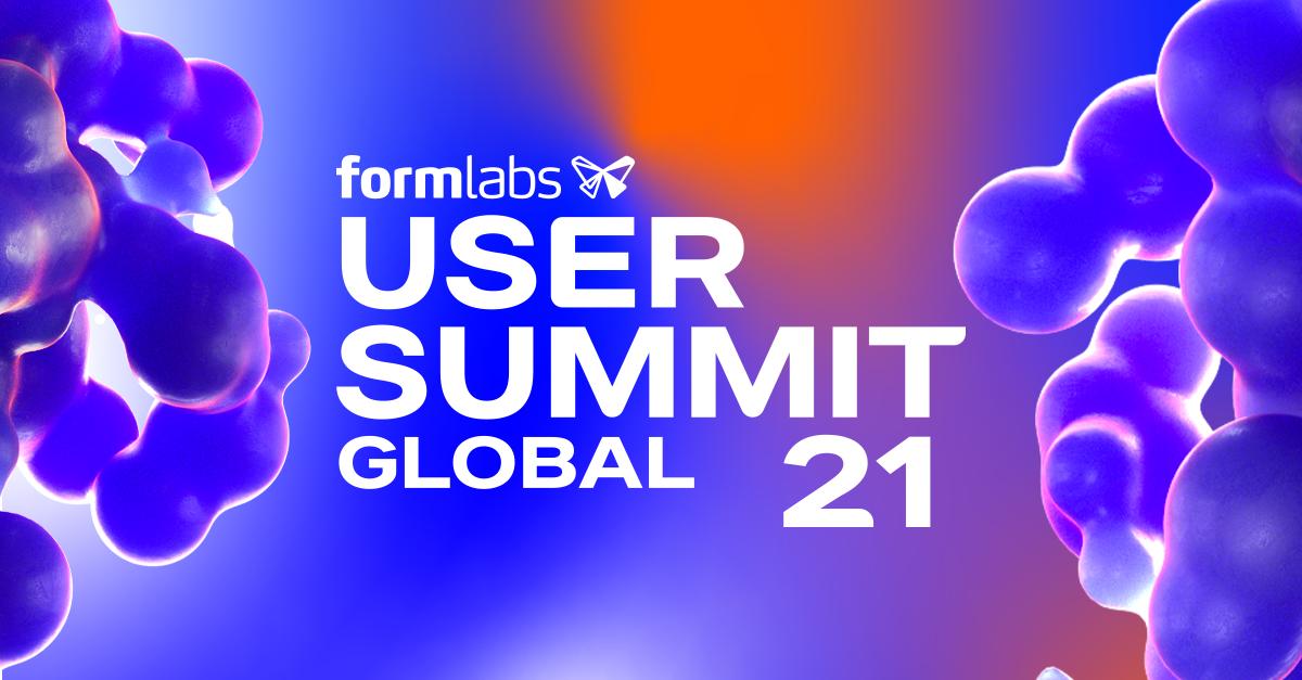 Bara 5 dagar kvar till Formlabs User Submit 2021